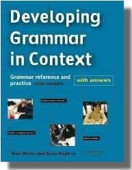 Developing Grammar in Context book cover