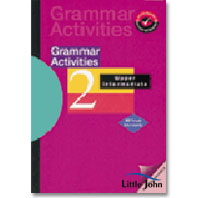 Grammar Activities 2 - Upper Intermediate book cover