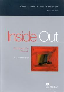 Inside Out Student's Book Advanced book cover