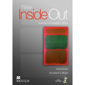 New Inside Out Student's Book Advanced book cover
