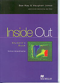 Inside Out Student's Book Intermediate book cover