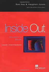 Inside Out Student's Book Upper Intermediate book cover