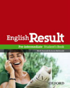 English Result Pre-Intermediate Student's Book book cover