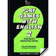 Play Games with English Book 2 (1981-8) book cover