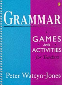 Grammar Games and Activities 1 book cover