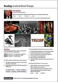 US Election ESL worksheet 1